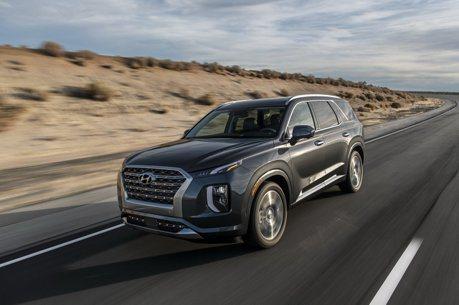 2018洛杉磯車展/Hyundai全新旗艦休旅Palisade正式亮相 韓國售價同步公佈!