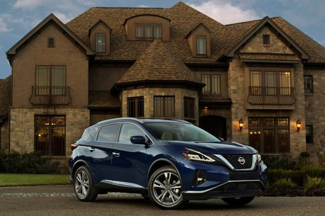 2018洛杉磯車展/Nissan Murano小改款 Safety Shield 360裝載發表