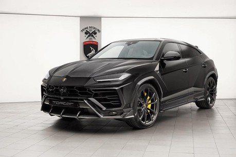Lamborghini Urus改個空力套件有多貴?