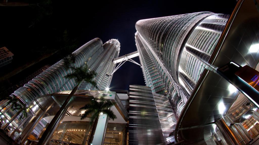 ▲親子出國旅遊路線推薦-吉隆坡雙子星。(圖/Tripbaa趣吧!達人帶路)
