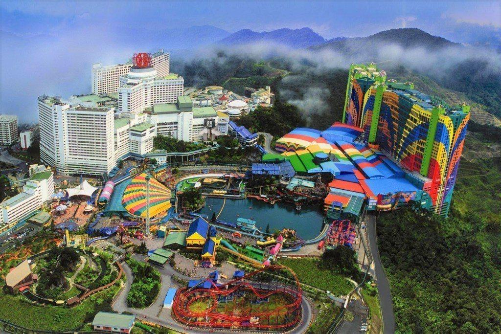 ▲親子出國旅遊路線推薦-馬來西亞雲頂高原。(圖/Tripbaa趣吧!達人帶路)