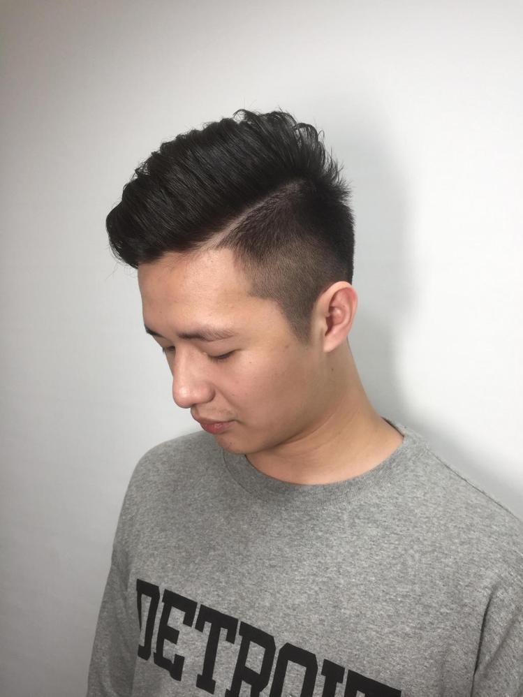 髮型創作/Lily。圖/StyleMap提供