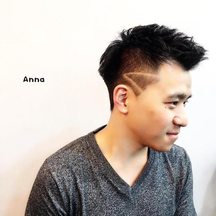 髮型創作/呂昀珊。圖/StyleMap提供