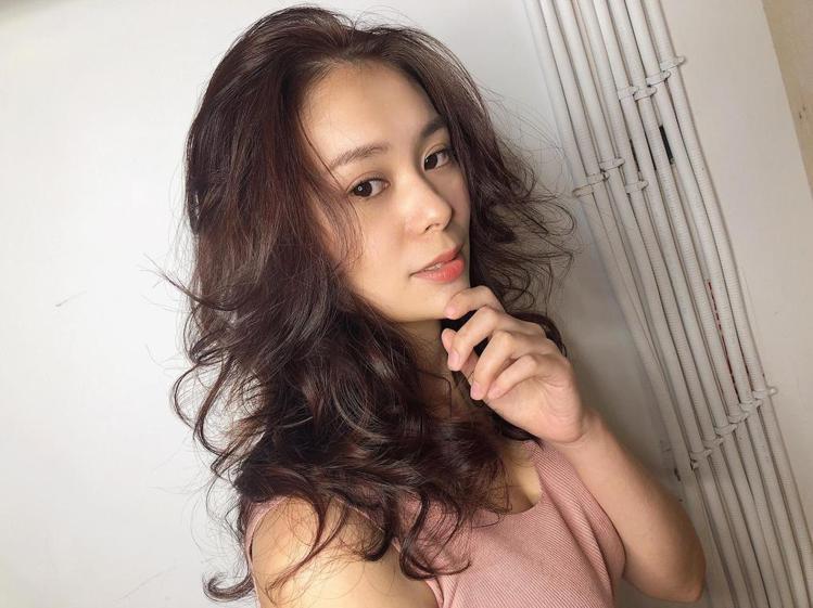 髮型創作/Vina Jhan。圖/StyleMap提供