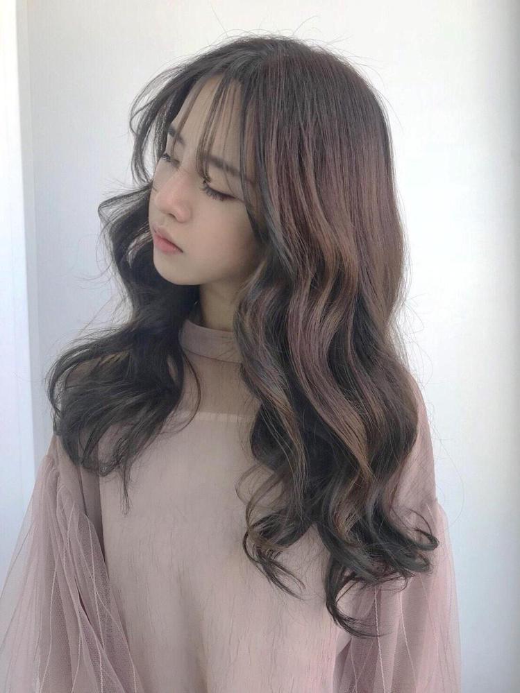 髮型創作/OV髮型設計師。圖/StyleMap提供