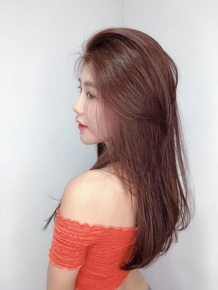髮型創作/Kate Huang。圖/StyleMap提供