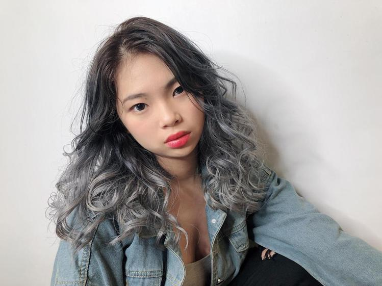 髮型創作/IChen Ho。圖/StyleMap提供