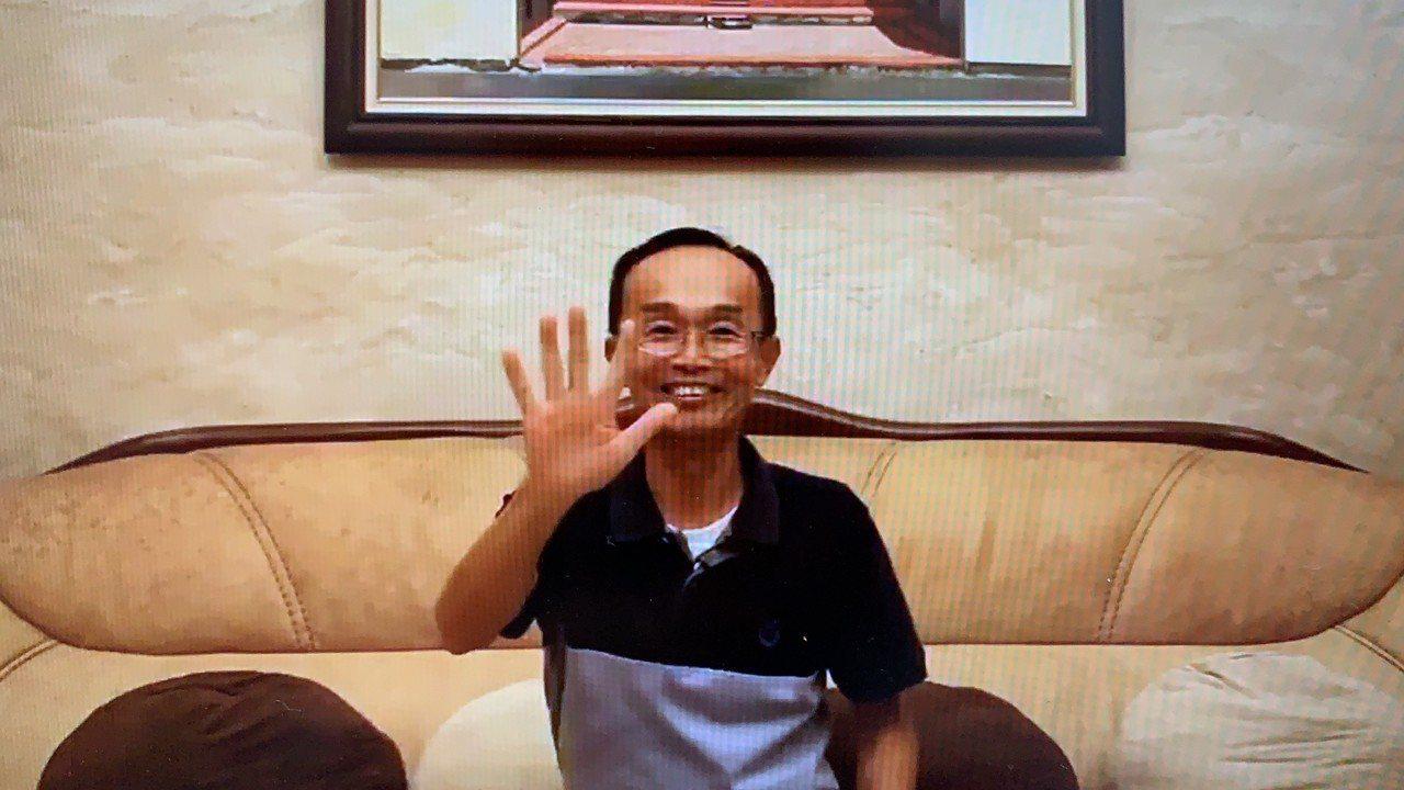 台南市龍崎區牛埔里長陳永和。聯合報系記者吳淑玲/翻攝