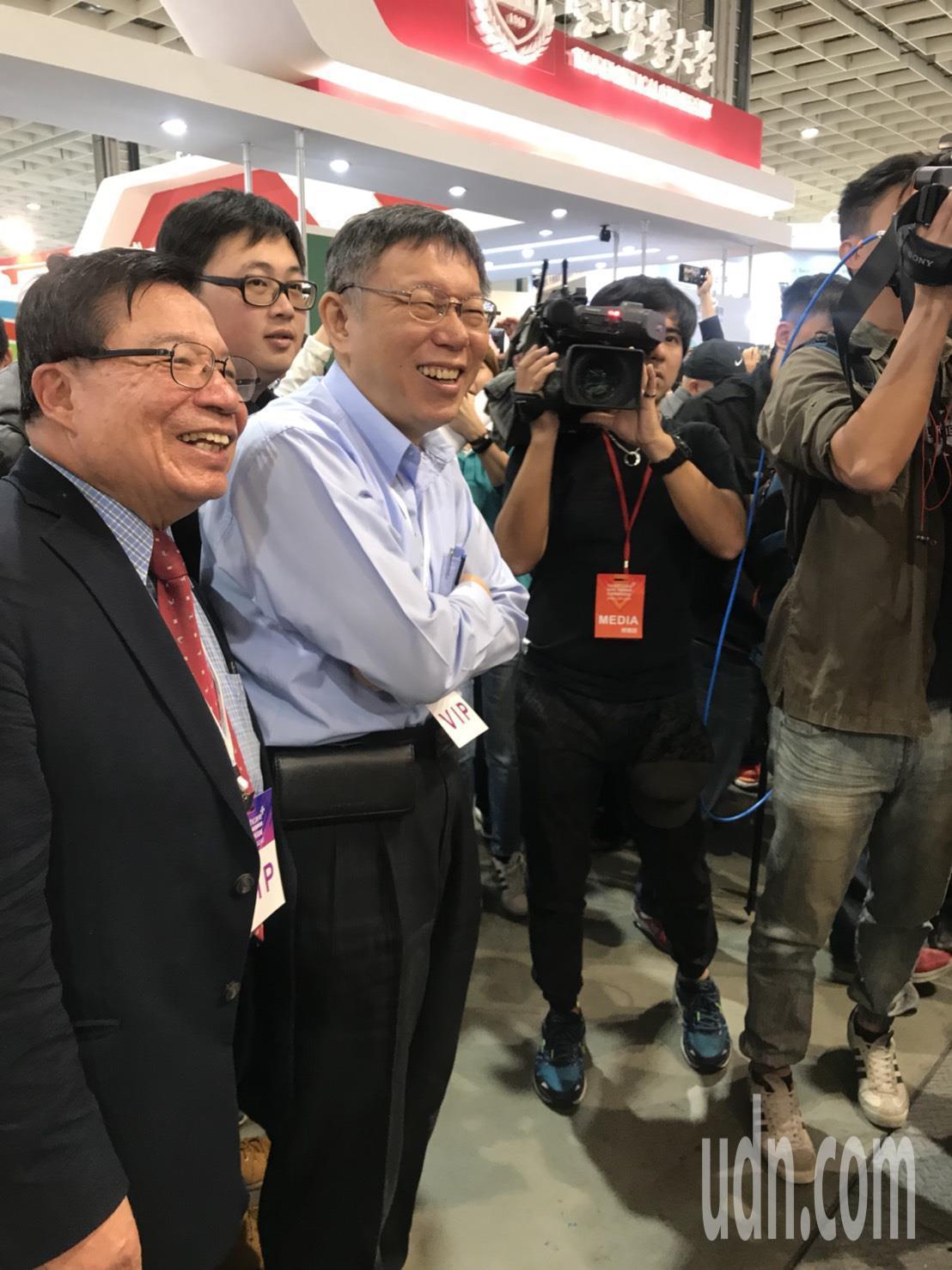 2018台灣醫療科技展Taiwan Healthcare Expo今日於南港展覽...