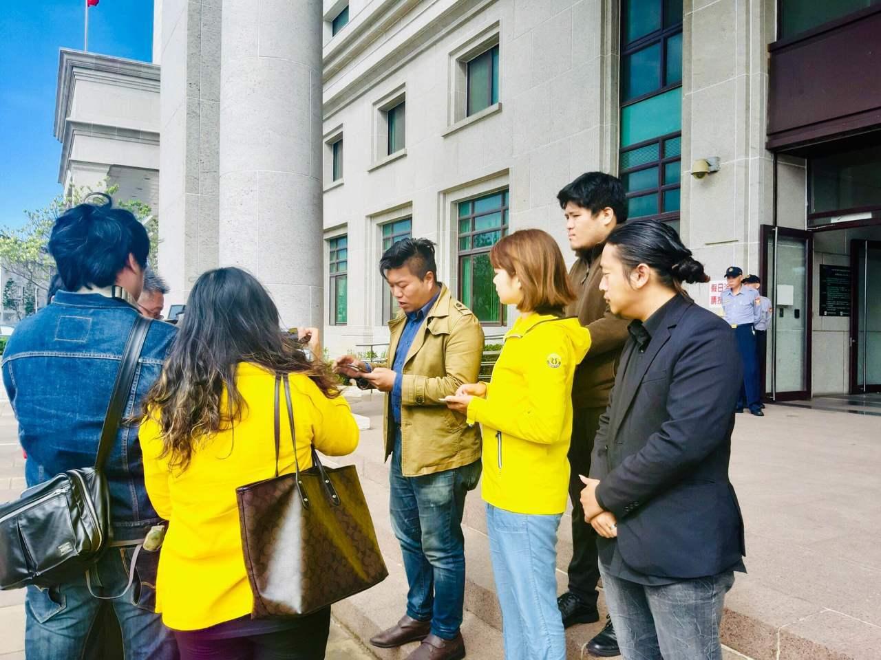 澎湖青年陣線提名的湖西鄉民代表候選人林若水獲247票,僅以1票之差敗給陳邦基的2...