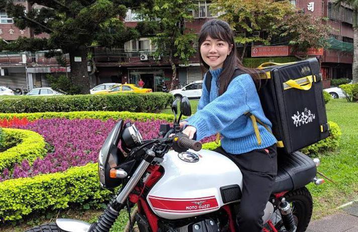 民進黨台北市議員高嘉瑜。 圖/聯合報系資料照片