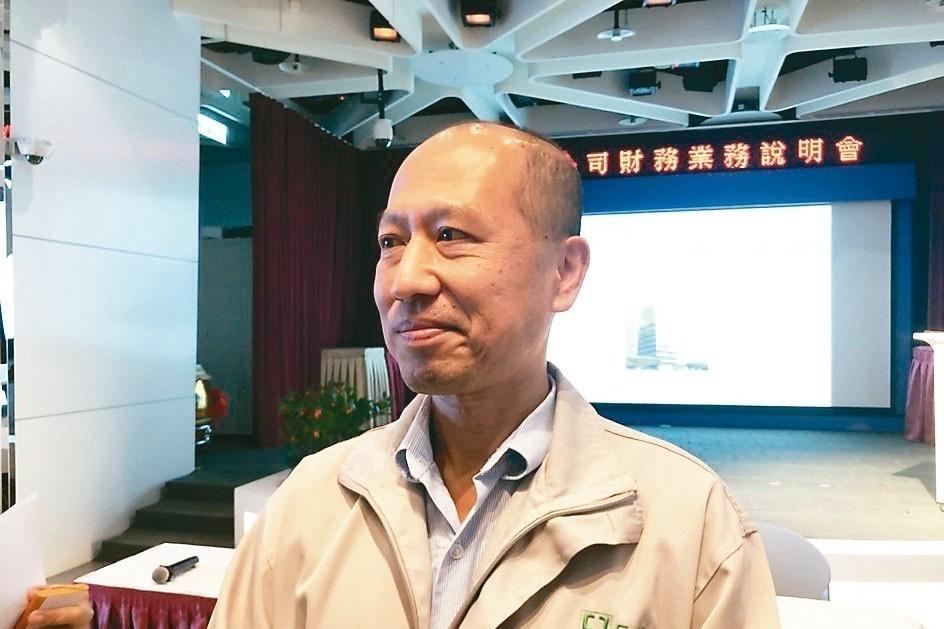 超眾總經理郭大祺 記者陳昱翔/攝影