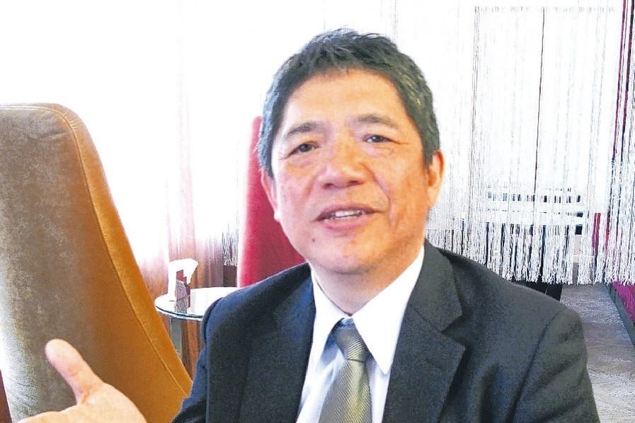 東台董事長嚴瑞雄 (本報系資料庫)