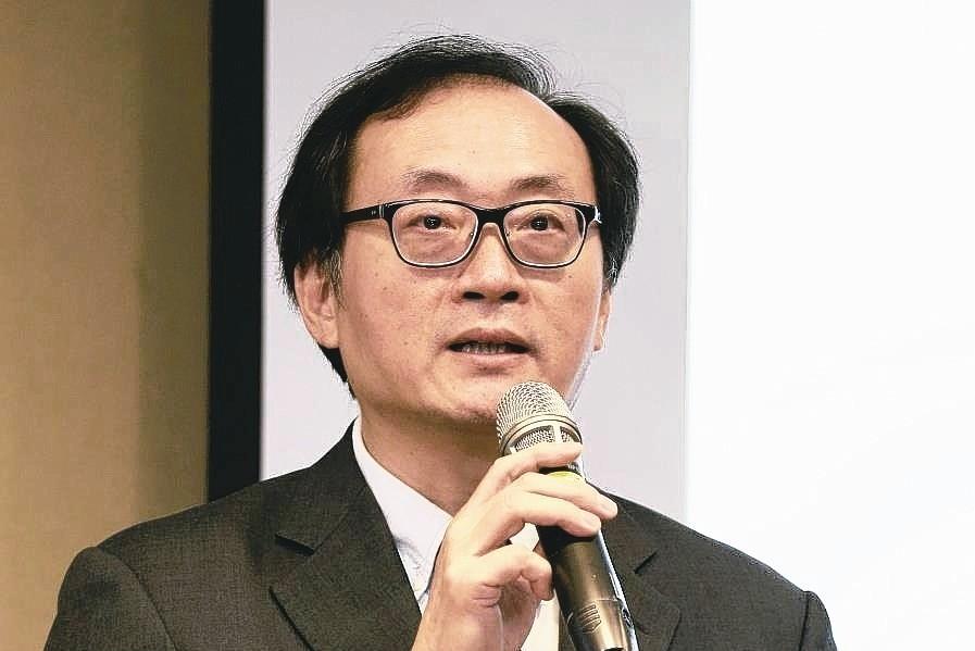 理律法律事務所執行長李家慶致詞。 記者林伯東/攝影