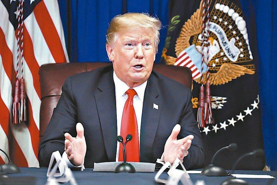 美國總統川普擬對進口車課徵25%關稅。 美聯社