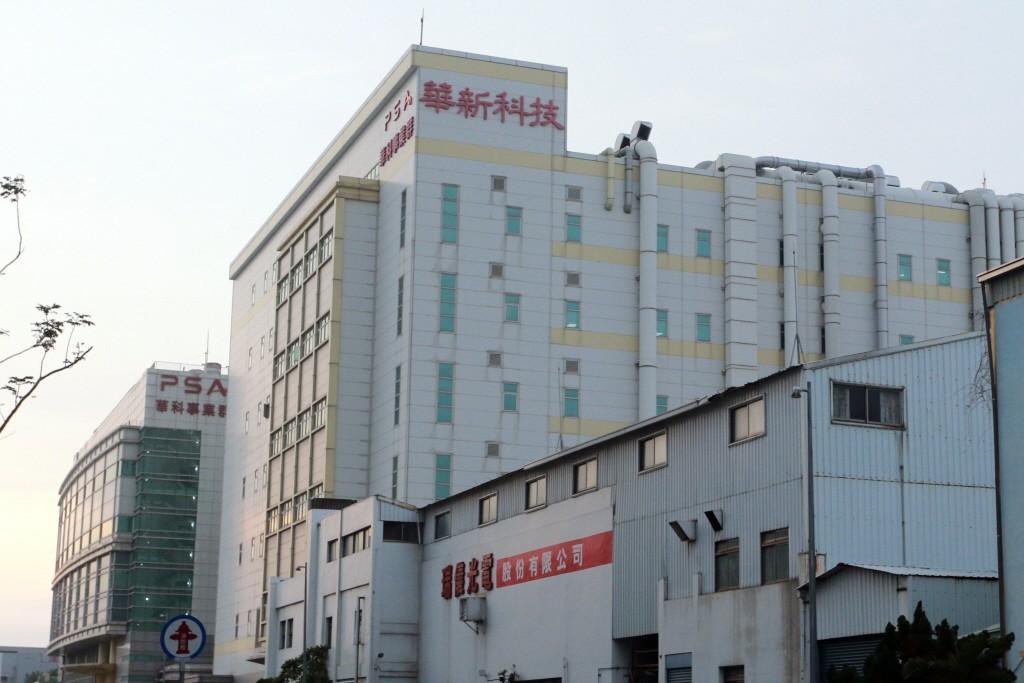 圖為前鎮加工出口區華新科技廠房。聯合報系資料照