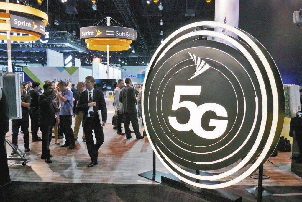 5G概念股近日成為盤面上亮點。歐新社