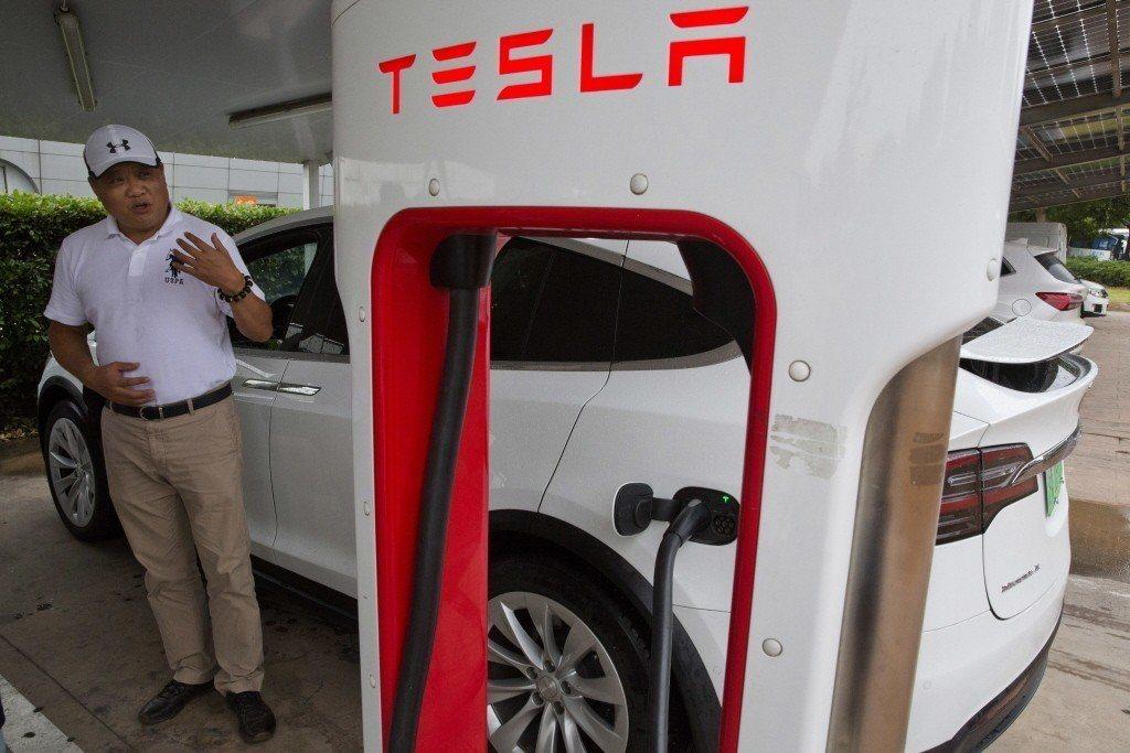特斯拉(Tesla)傳電動車量產有進展,外媒報導,Model 3每日量產規模已達...
