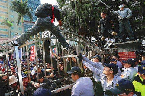 林宗弘/攸關利益!年改與農業韓流是民進黨敗選的最重要原因