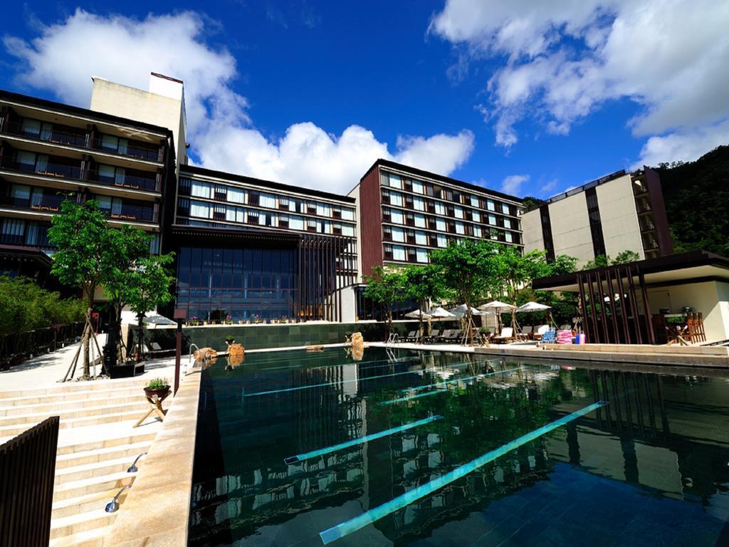 特搜7间台湾无边际泳池饭店不用出国就能拍海天