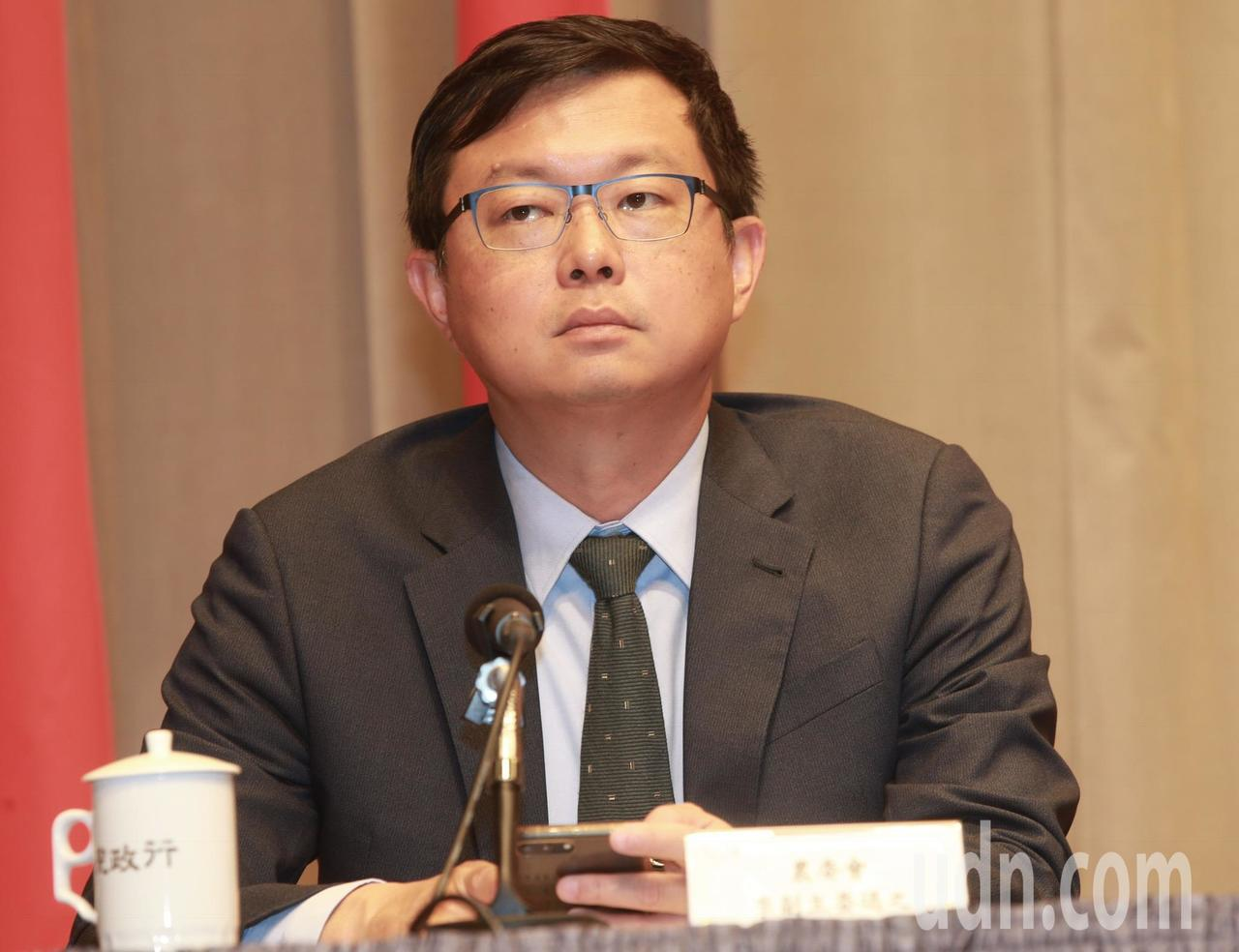 農委會副主委李退之。聯合報系資料照/記者黃義書攝影