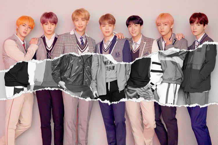 BTS防彈少年團確定出席12月1日的Melon Music Awards 201...