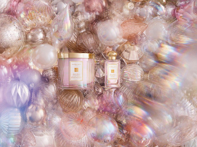 Jo Malone白苔與雪花蓮系列是今年針對耶誕節推出的全新限定香氛,古龍水10...