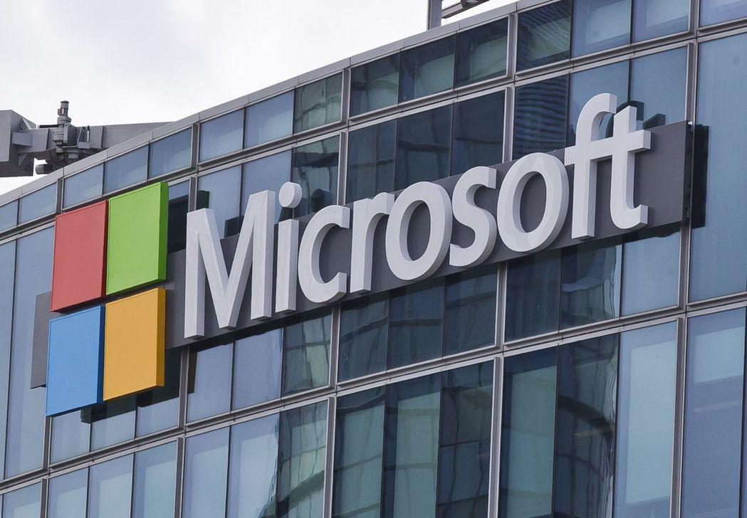 雲端轉型有成,使微軟公司氣象一新。美聯社