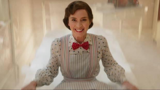 艾蜜莉布朗特在「愛,滿人間」表現不俗,極有獲獎希望。圖/摘自imdb