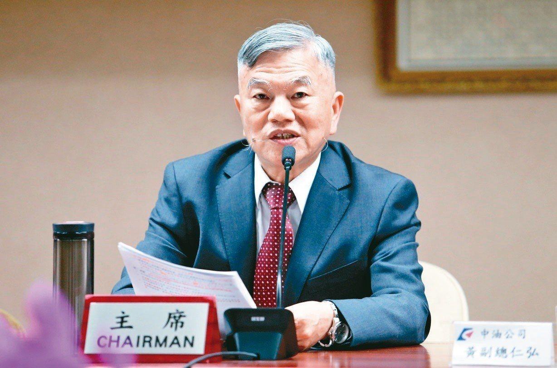 經濟部長沈榮津。 圖╱聯合報系資料照片