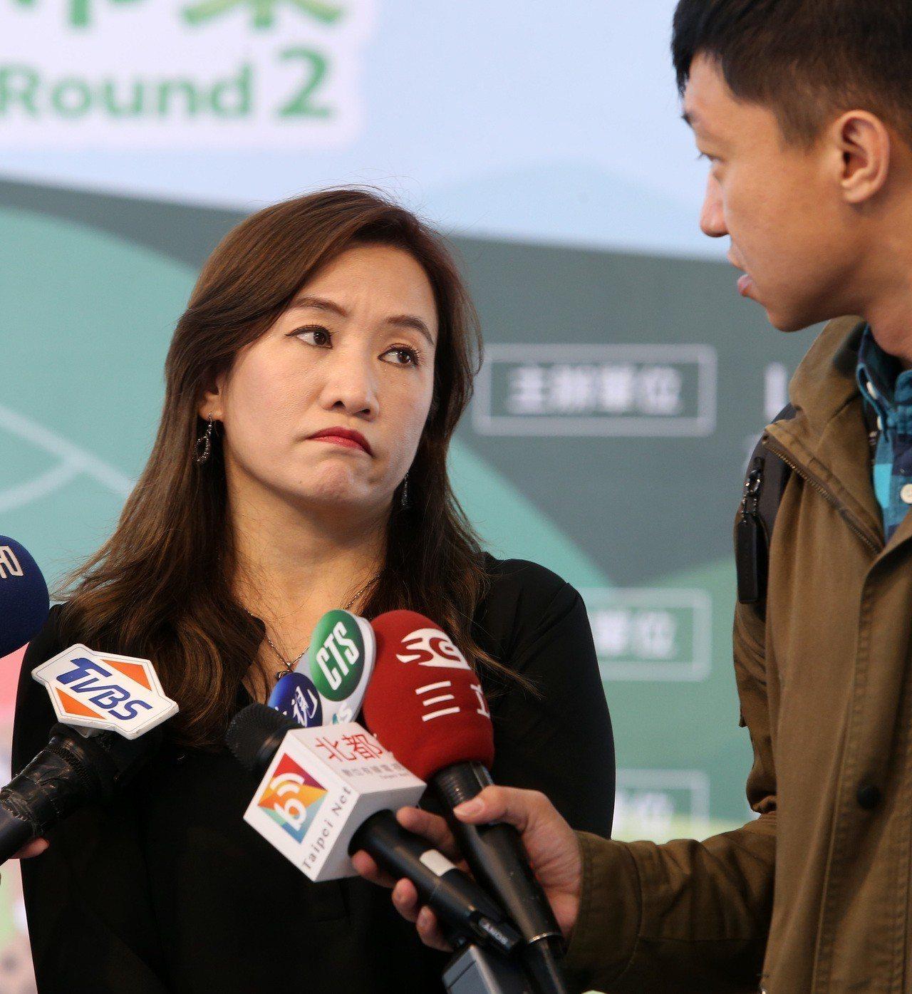 王淺秋說當媒體跟她說韓市長證實她要出任高雄市新聞局長,自己沒有多了解韓市長說的內...