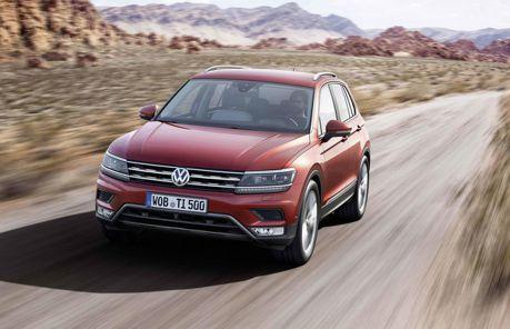 只剩2.0 TSI 2019年式Volkswagen Tiguan / Tiguan Allspace登台上市