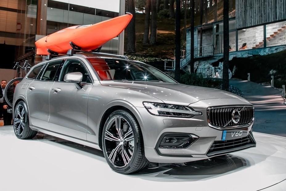 首波車型僅汽油動力 Volvo公佈新世代V60北美售價