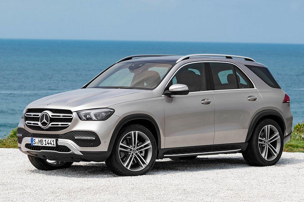 賓士GLE縱使已經在巴黎車展首發,不過這款將是台灣市場明年的重點車款之一。 圖/Mercedes-Benz提供