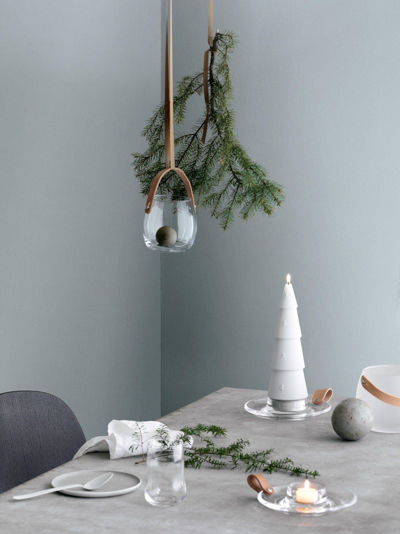 北歐櫥窗建議大家師法北歐各國過節習俗來選購最暖心的耶誕好禮。圖/北歐櫥窗提供