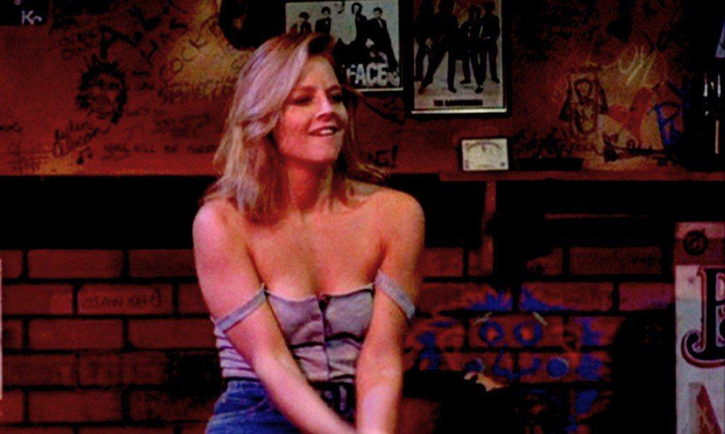 茱蒂佛斯特在「控訴」需要有性感冶豔的演出,電影公司一度對她的外型不具信心。圖/摘...