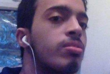 19歲的英國男子阿布卡西姆因為涉及間諜罪名在埃及遭到逮捕。截自衛報