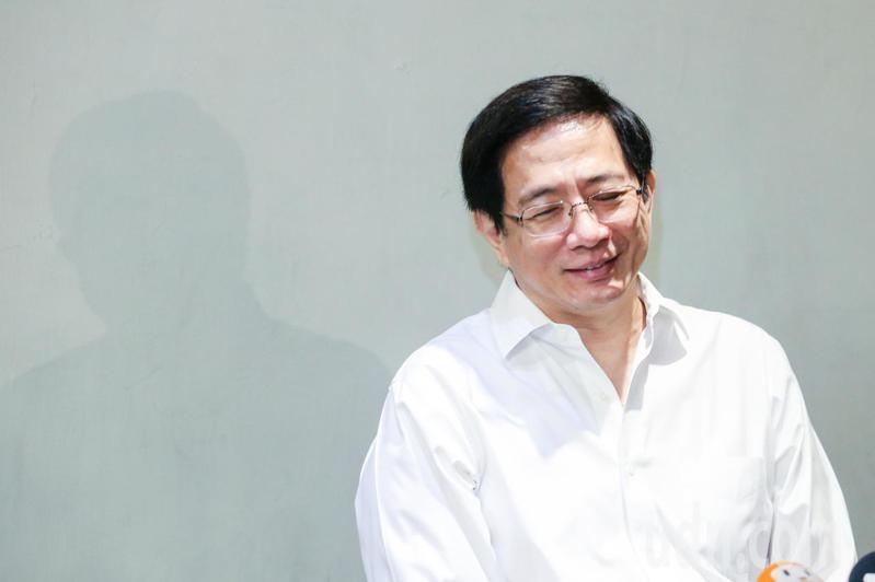 台大校長當選人管中閔。本報資料照片/記者鄭清元攝影