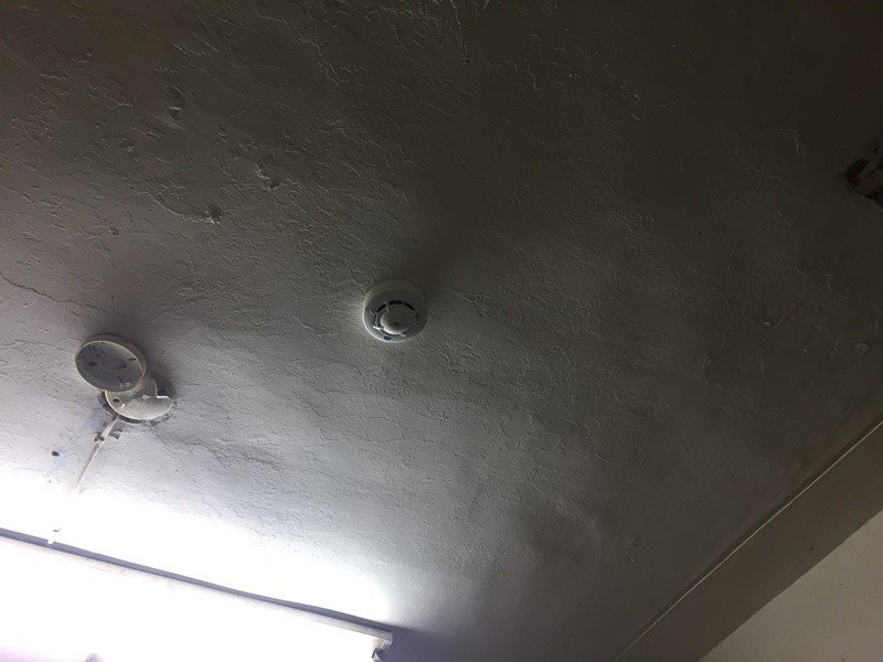 雞湯煮到燒焦了,廚房都是濃煙,好在屋內有裝住宅用火災警報器,即時發現。記者劉星君...