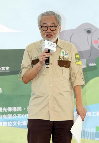 國內知名企業六福集團總裁莊秀石。 聯合報系資料照/記者曾吉松攝影