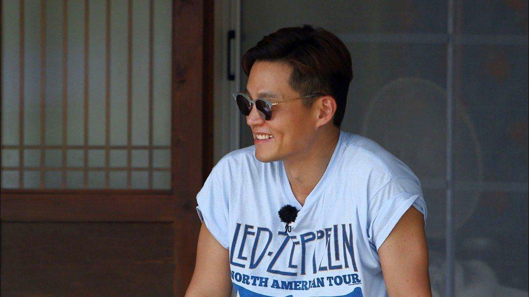 李瑞鎮是韓知名製作人「羅PD」羅䁐錫各個節目的固定班底。圖/東森戲劇台提供