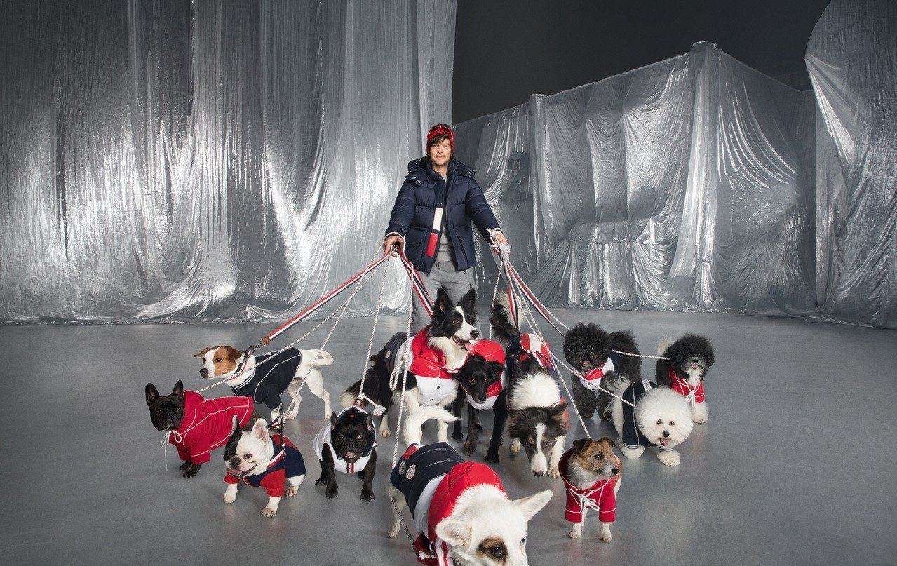 MONCLER Poldo Dog Couture愛犬訂製服系列即起上市。圖/M...