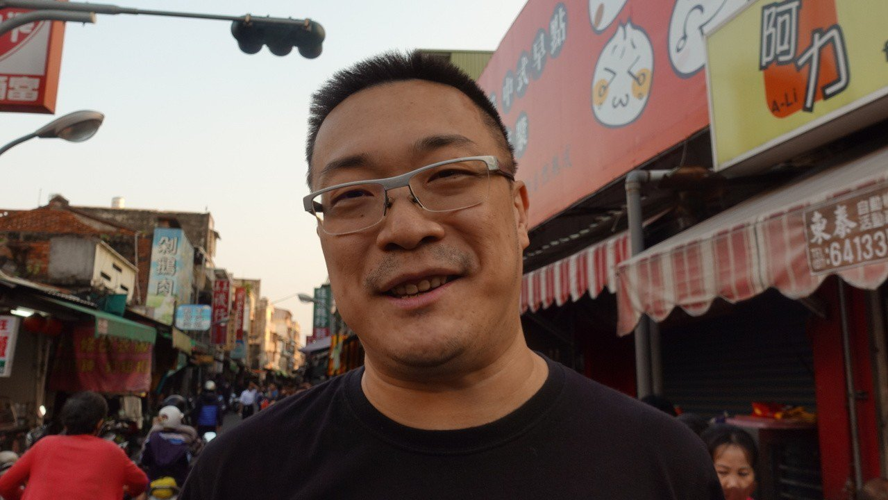 朱學恒。記者劉星君/攝影