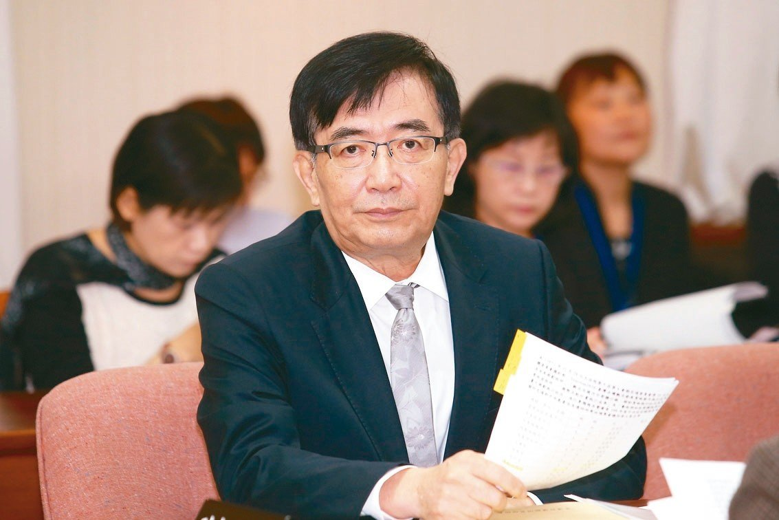 交通部長吳宏謀請辭獲准。 圖╱聯合報系資料照片