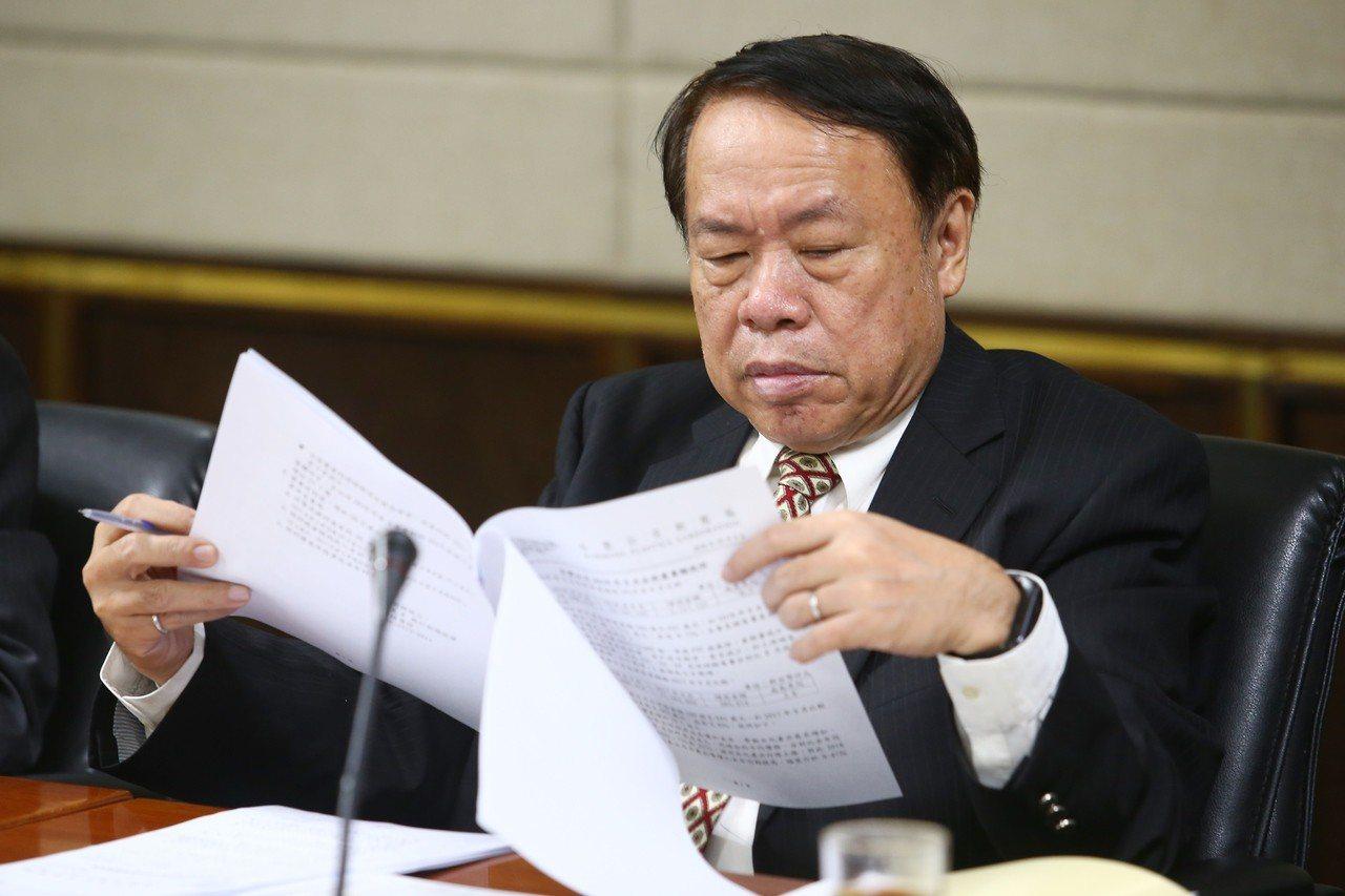 台塑化總經理曹明。 聯合報系資料照/記者王騰毅攝影