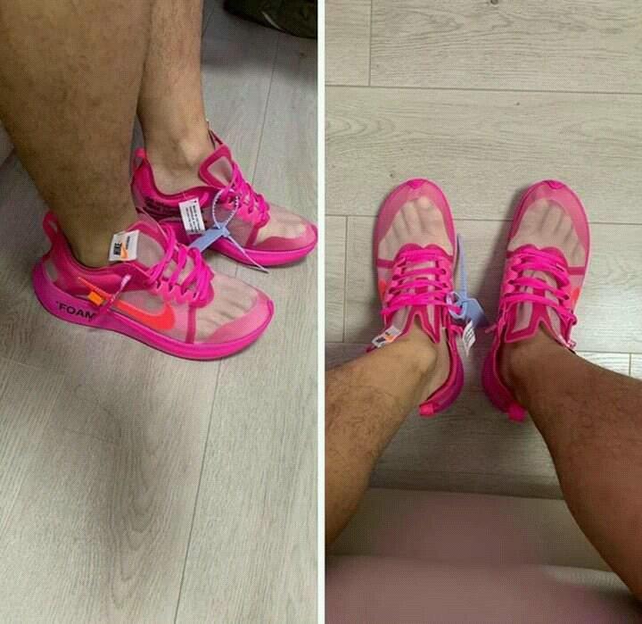 網友分享周杰倫也買過的球鞋。 圖/擷自爆料公社