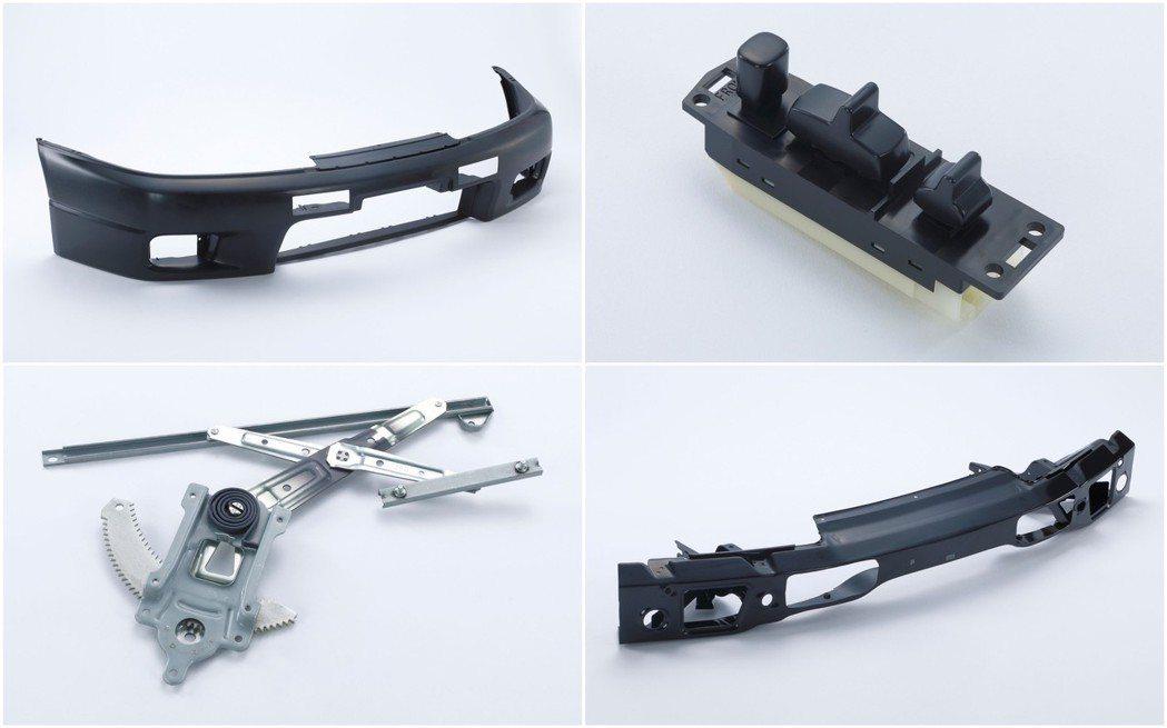 此次除了R33、R34零件外,R32也再增加復刻零件品項,如電動窗總成。 摘自Nissan