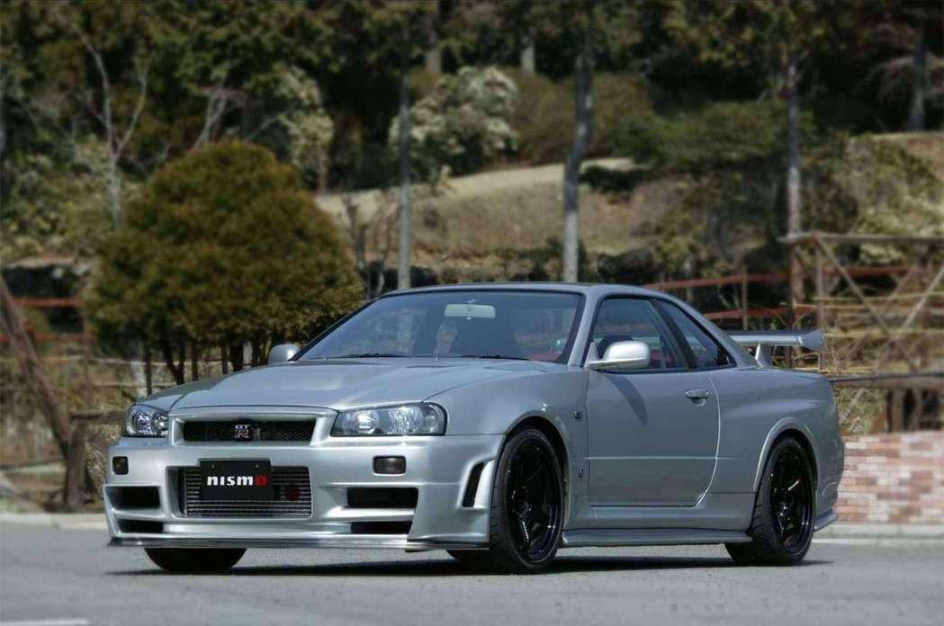 R34 Skyline GT-R Nismo ZTune。 摘自Nissan