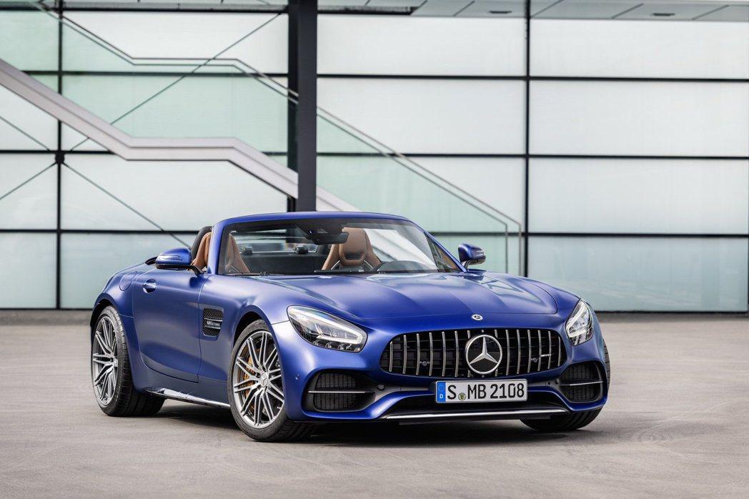 Mercedes-AMG GT C。 摘自Mercedes-AMG