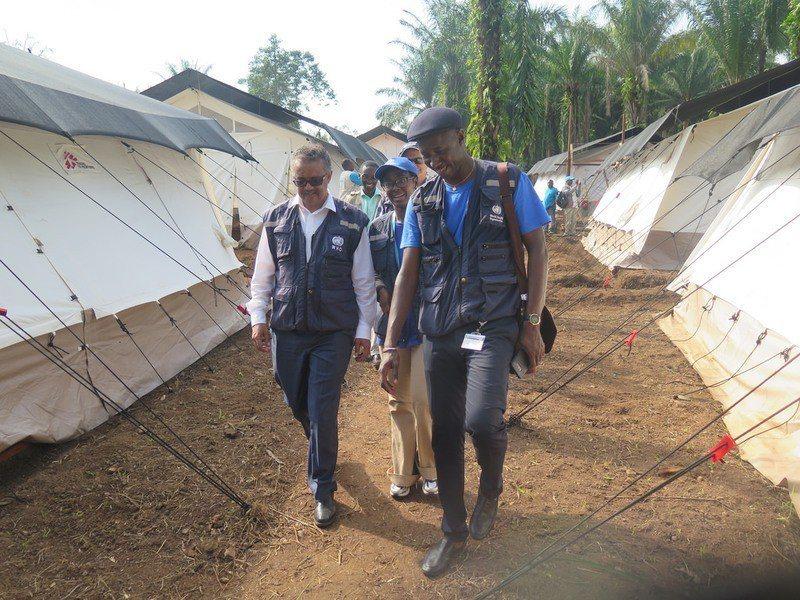 DR剛果的伊波拉疫情因內戰與各項複雜因素,已寫下史上第二糟的紀錄。 台灣醒報(擷...